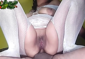 3 christmas vids (anal, squirts plus swallow)