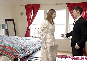 Pervy parents wait for bro cum inner his stepsis - my grounding pies