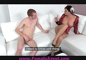 Femaleagent afternoon appreciation