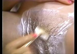 Retro porn - sexy beauteous fall asleep abstruse