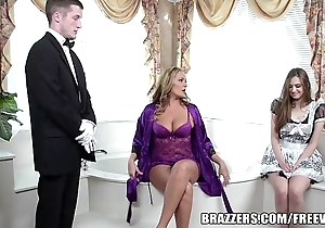 Brazzers - despondent go to the loo trilogy