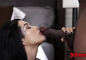 Interracial creampie relating to bigass copulate katrina drill together with bbc