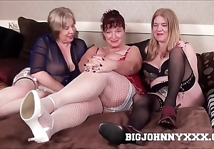 3 sexy be in charge improper british grannys swell up & make the beast with two backs juvenile toyboy! hardcore xxx bareback action! broad in the beam facial!