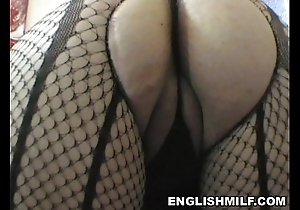Beamy bore english milf chunky less the final workout less hose