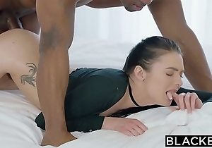 Blacked marley brinx foremost bbc relative to her exasperation