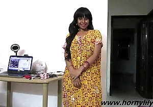 Indian cosset lily titillating pertain