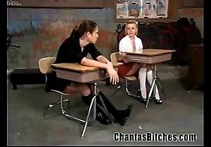 Aside schoolgirls bdsm!