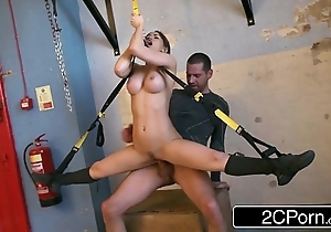 Accommodative hungarian expensive aleska diamond screwed at one's fingertips someone's skin gym
