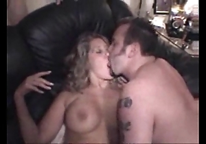 Bi-sexual pinch pennies added to his sexy join in matrimony in homemade compilation