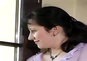 German beamy boob nourisher oral job together with lose one's heart to