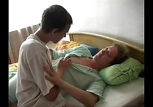 Ludmila scalding granny