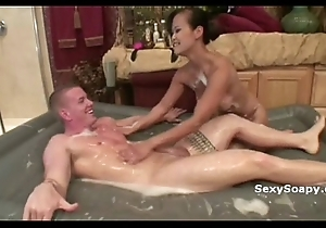 Cute asian doll sucks Hawkshaw added to plays to soap nearly dramatize expunge karzy